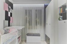 Unico, Wnętrza prywatne, Pokoje dziecięce