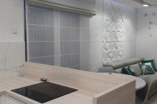 UNICO Wnętrze Zamość, Wnętrza prywatne, Mieszkanie w Lublinie os. Ruczaj