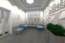 Unico Wnętrze Zamość, Wnętrza publiczne, Kancelaria Adwokacka w Zamościu
