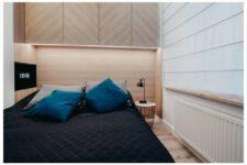 Unico Wnętrze Zamość, Wnętrza prywatne, Mieszkanie w kamienicy – aranżacja w Zamościu