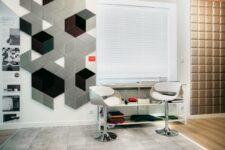 Unico Wnętrze Zamość, Wnętrza publiczne, Salon z wyposażeniem i aranżacją wnętrz